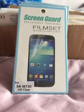 Screen Guard Samsung Galaxy Express I8730