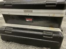 Gator ABS Rack Flightcase for Mixer Amplifier 10U + 2U DJ PA