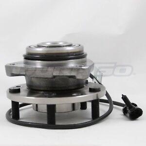 Wheel Bearing and Hub Assembly Front IAP Dura 295-13124