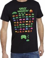 Space Invaders T-Shirt Inspired By Classic Retro Arcade Game