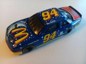 NEVINS INTERNATIONAL 1997 BILL ELLIOTT #94 MAC TONIGHT FORD T-BIRD NASCAR - 1/64