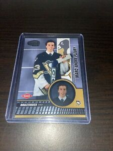 2003/04 Pacific Invincible Marc-Andre Fleury Rookie Card #121