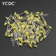 3/5mm Green White Red Blue Yellow LED Light Emitting Diode Lamps 100Pcs Lots 79