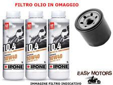 TAGLIANDO OLIO MOTORE + FILTRO OLIO HONDA XL RM/LM (PD04) 600 85/87