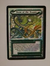 Legend of the Five Rings - L5R - Doom of the Dragon