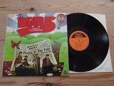 "THE BEATLES FEATURING TONY SHERIDAN-""SUPERB AUDIO"" EX+ EX VINYL LP"