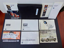 1998 Bmw E36 M M3 Coupe Sedan Owner Manuals Operator Books Pouch Package # N143