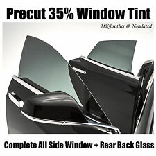 93-97 Toyota Corolla 35% VLT BLK PreCut Complete All Side Rear Window Tint Film