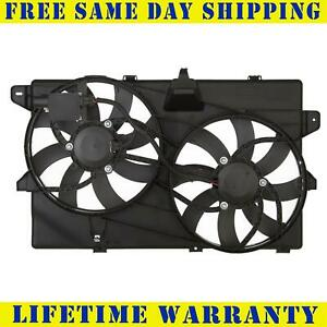 Radiator And Condenser Fan For Ford Edge Lincoln MKX FO3115177