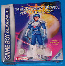 Phantasy Star Collection - Game Boy Advance GBA Nintendo - PAL New Nuovo Sealed