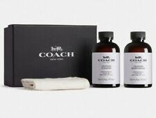 Coach Leather Product Care Set Kit Cleaner Moisturiser Bags And Accessories