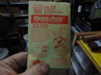 KADEE # 13 ~1 PACKS - MAGNE-MATIC # 30 series  COUPLER CONVERSION Kit HO SCALE
