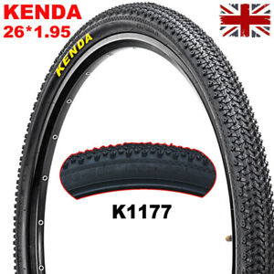 "KENDA Mountain Bicycle Tyres 26*1.95"" K1177 Not Foldable Durable Bike Tire"