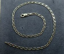 9ct Solid Gold Anklet -  2 grams - Boxed -  Fully Hallmarked