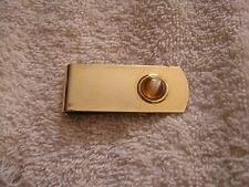 Vintage Money Clip with Stone