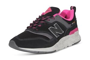 New Balance 997 Women's Classic Running Shoes CW997HOB Black With Magnet