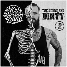 The Kris Barras Band - The Divine and Dirty - New 180g Vinyl
