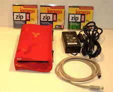 VST model FWFHZIP250 External FireWire 250MB ZIP Drive - TESTED GOOD!