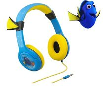ORIGINAL Disney Pixar Finding Dory Stereo Youth Headphones US Fast delivery