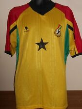 RARE Ghana Mingle Home Shirt (1997) XL homme #682