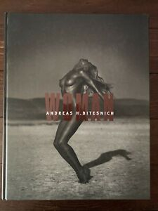 Andreas H. Bitesnich - WOMAN (Nude Photography Book)