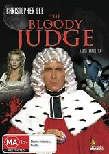 The Bloody Judge: Christopher Lee (DVD, 2009) BRAND NEW/SEALED ..R 0
