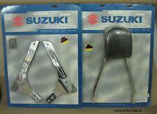 Sissybar und Anbausatz Suzuki VL 1500 LC Intruder 1998 - 2004 99950-70204 -70202