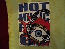 "LOT 3 CD-REVUE ""HOT MUSIC FROM OZ - SEEING EAR RECORDS"" Didgeridoo, Dance & Aust"