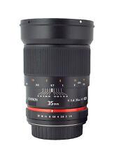 Rokinon 30-35mm f/1.4 UMC Lens For Sony RK35M-S - BNIB