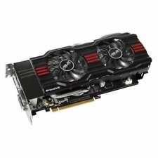 ASUS DirectCU II GeForce GTX 670 4GB GDDR5 RAM PCI Express 3.0 USED