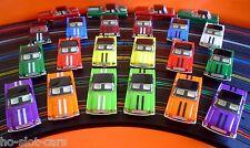 65 Ford Mustang Black Top 1965 MoDEL MoToRING SLoTCaR Body Choose from 22 Colors