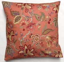 Vintage Design, Brockton Minor, Sanderson Print Cushion Cover