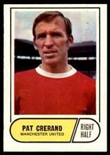 A&bc Calcio Verde Retro 1969 (B1) Pat Crerand - Manchester United N.128