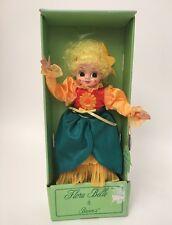 Vintage Brinns Doll Pixie Elf October Limited Edition