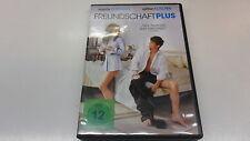 DVD  Freundschaft Plus In der Hauptrolle Natalie Portman, Ashton Kutcher