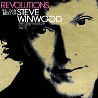 STEVE WINWOOD Revolutions The Very Best Of CD NEW Blind Faith Spencer Davis