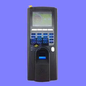 Professional Fingerprint Time Clock Door Access Control System+ID Card +Password