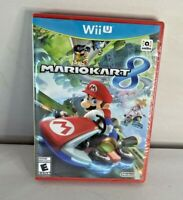 NEW Nintendo Wii U Mario Kart 8 (Nintendo Wii U, 2014)