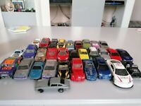 30 Diecast Cars Playworn Corgi Motor Maw Other Makes And 007 Car ( Bundle No 8)