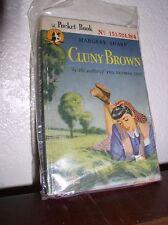 Gunny Brown by Margery Sharp (Pocket #395,1'st Prt. Jul.1946,PB,unabridged)