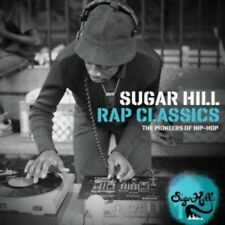 Various Artists : Sugar Hill Rap Classics: The Pioneers of Hip-hop CD (2010)