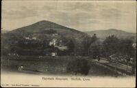 Norfolk CT Haystack Mtn c1905 Postcard