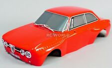 1/10 RC Car BODY Shell ALFA ROMEO 2000 GTam  190mm *FINISHED