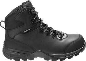 Harley-Davidson Men's Benham 5.5-Inch WP Safety Toe Motorcycle Boots D94481