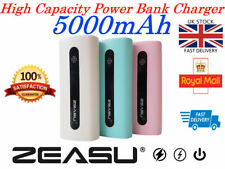 Power Bank 5000mAh E5 Portable Charger Mini for Mobile Phones iPad Cameras