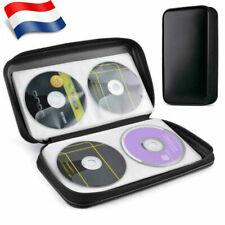 80 pochette CD DVD Disque sac de rangement Classeur voiture organisateur FR NEUF