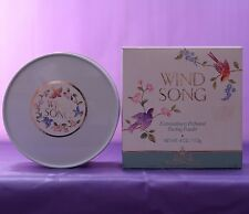 Wind Song Prince Matchabelli Perfumed Dusting Powder 4 oz / 113 g Vintage 0D1