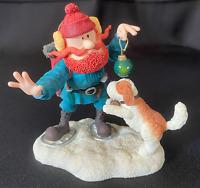 Enesco Rudolph Island of Misfit Toys Friendship is Gold Yukon Cornelius and Dog