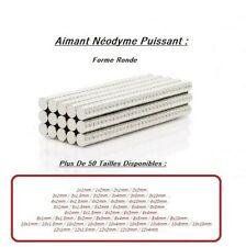 Aimants Neodyme Puissant rond Photo-Magnet-Fimo-Miniature-Fixation-Autres