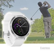Garmin Vivoactive 3 Montre GPS Cardio Poignet Multisport Smartwatch Acier Blanc